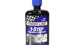 Finish Line 1-Step Bike Chain Cleaner & Lubricant