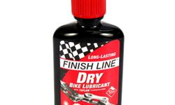 Finish Line Dry Bike Chain Lube 60ml