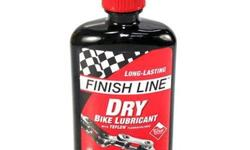 Finish Line Dry Bike Lube 120ml S$15 (For direct
