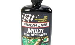Finish Line Multi Bike Degreaser 120ml S$15 (For direct