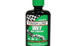 Finish Line Wet Bike Lube 60ml S$9 (For direct purchase