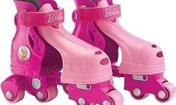 Learn to Inline Skate with Barbie style! Fisher-Price