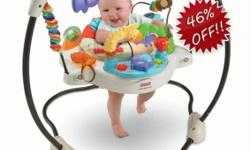 Pre Order Fisher price rocker, jumperoo, bouncer, graco
