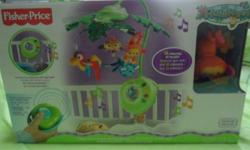 Fisher-Price Rainforest  Peek-a-Boo Leaves Musical