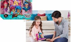 Fisher-Price Shimmer and Shine Magic Flying Carpet Age: