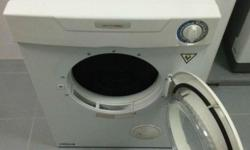 Good condition Fisher & Paykel dryer. Must clear by