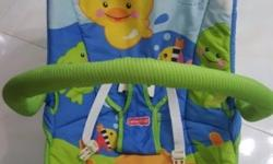 Fisher Price Baby Bouncer for sale at $19 Condition
