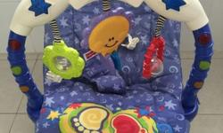 Selling Fisher Price Kick & Play Bouncer � Condition: