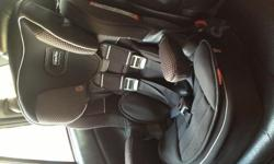 Fisher price car seat- used, good condition, fasten