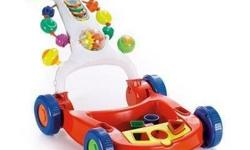 Fisherprice walker-to-wagon for Sale - $10. Excellent