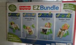 Fishes Price ? Brand New EZBundle Use one seat 4