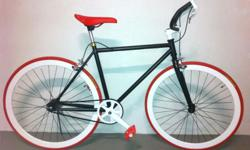 Fixie Bike / Unisex / Brand New (Free Delivery) Brand