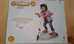 Flicker J2 Junior Scooter for SALE ! Mint condition