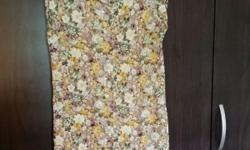 Brand new floral shirt Sleeveless Size: Free