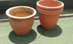 Flower Pots $10 each Collect at CCK Ave 1