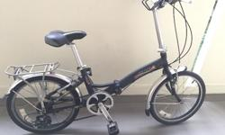 Foldable Alloy Bicycle - light weight OLDPA brand from