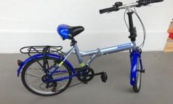 URGENT!!! Hi Guys, I want to sell my foldable bicycle