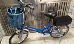 20inch foldable e bicycle top speed 30km/h