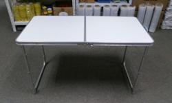 Clearance Foldable Table at below cost. Clearance Price