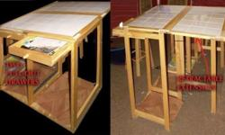 Foldable TableGood for Study or Kitchen or ART