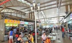 Food & Drinks Stall @ Popular Food Centre in Bedok
