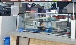 Food stall at newly acquired Coffeeshop for rental in
