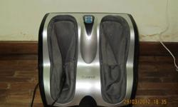 Foot massager used but in very good condition
