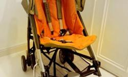 For Sale: Pre-loved Peg-Perego Pliko X-Lite Stroller