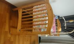 I have a good condition used Rocio 4-in-1 Baby Cot.