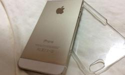 Grab now! 5S 64GB Gold for sale Good working condition