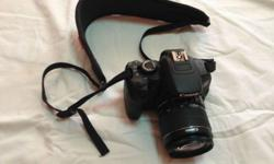 Canon 650D Kit I (Negotiable) Touch screen 18-55mm Lens