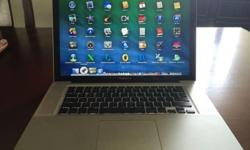 "MacBook Pro 15"" Mid 2010 - Very good condition and with"