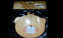 FOREVER FRIENDS LUGGAGE TAG Condition : Brand New