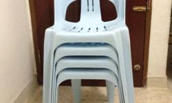 Four chair for sale . Item is in good condition.