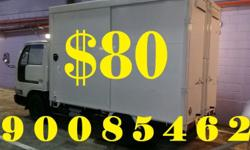 Fr$80 House moving / Transport delivery / Mover /