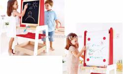 Hape Create and Display Easel Age: 3+ Price: 169 SGD