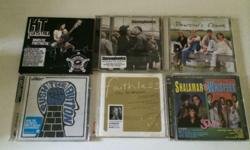 I have some used music cd's to give away. PRISON BREAK