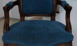 In great condition - re upholstered in 2012.