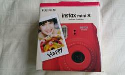 Selling a BRAND NEW UNOPENED FUJIFILM instax mini 8