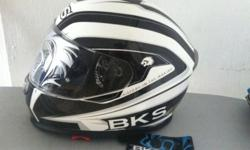 New Full Face Helmet for Sale , Size (XS)Self