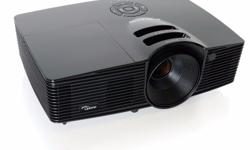 Optoma 141x full-HD 1080p DLP projector - with 3d