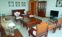 Good condition Rosewood furniture full set used by