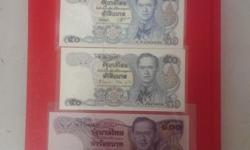 -the 50 baht type 1,2 is identical to each other only