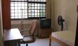 No Agent Fee. Blk720 Tampines St72 Fully Furnished Room