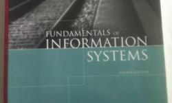 Book Title: Fundamentals of Information Systems Notes: