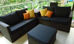 Furniture for Balcony, Garden, for lounging or