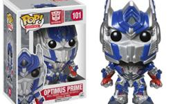 * Transformers: Age of Extinction POP! * Stands 3 3/4
