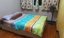 Furnished common room avaialble from aug 1st in bukit