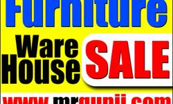 FURNITURE WAREHOUSE SALE NOW ON!. DISCOUNT UPTO 30%