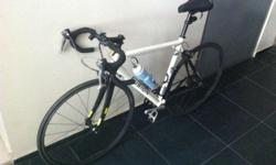 "I am selling a Fusion 20"" road bicycle, complete with"